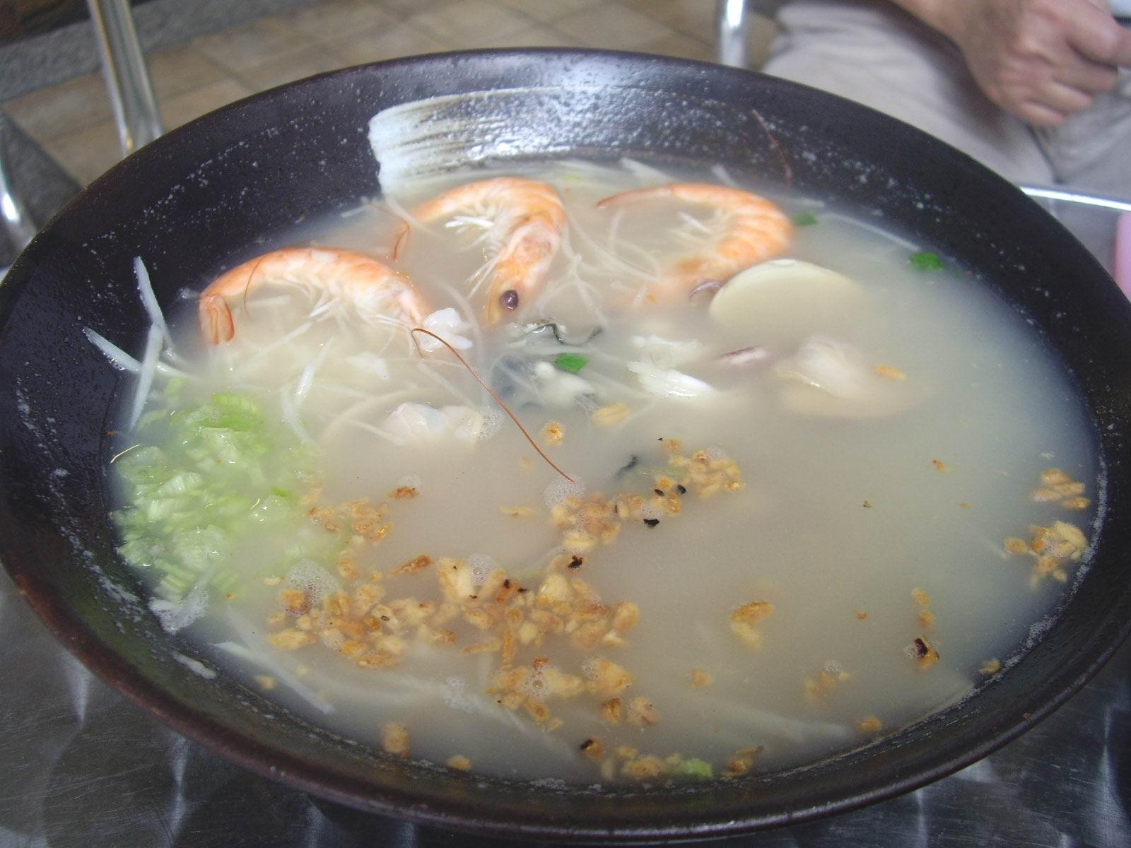 hito报马仔- 『鲜味』海鲜粥